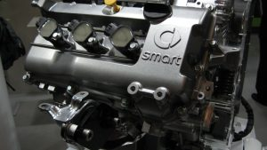 smart-motor überholen